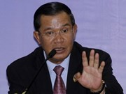 Cambodia calls for peaceful resolution of disputes