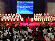 Protestants mark centennial in Hanoi