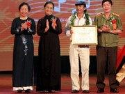 Songs for AO victims awarded