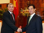 VN looks to stronger cooperation with Switzerland