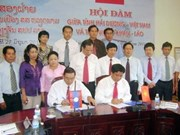 VN, Lao localities boost ties