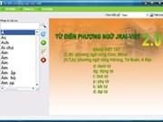 Jrai-Vietnamese dictionary launched