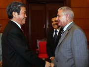 Vietnam, Palestine agree to deepen ties