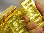 Gold exports bring trade deficit down but not for long