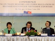 VN businesses fight anti-dumping cases in EU
