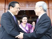Lao paper hails Vietnam-Laos traditional relations