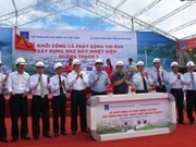 New thermal power plant underway in Quang Binh