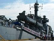 Indian naval ship visits Khanh Hoa