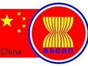 ASEAN, China adopt guidelines for declaration