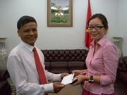 Vietnamese in Malaysia help AO victims
