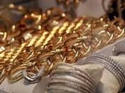 Domestic gold price set new record