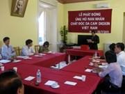 European Overseas Vietnamese help AO victims