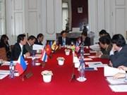 Vietnam assumes ASEAN Brussels Committee Chair