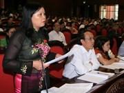 NA debates amendments to 1992 Constitution