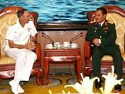 US 7th Fleet Commander visits Vietnam