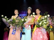 Miss Vietnam in Europe 2011 crowned