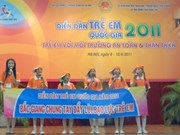 Friendly environment is great for VN children