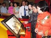 Sand paintings depict life of Gen. Vo Nguyen Giap