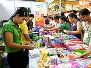 Thai products draw Hanoians' interests