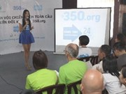 Global climate change campaign launched in VN