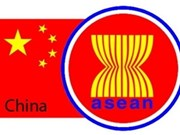 China becomes ASEAN's largest trade partner