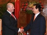 Vietnam boosts ties with Germany