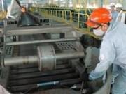 Steel Company rolls out 2 millionth tonne of steel ingot
