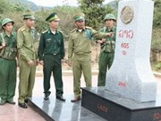 Tay Ninh, Cambodian provinces mark out border