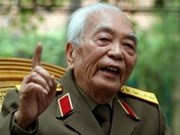 General Giap celebrates centenarian status