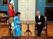 Vietnam, Chile conclude FTA negotiations