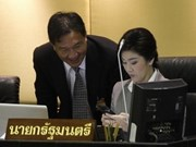 Thai PM announces action plan