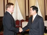 Vietnam treasures ties with US