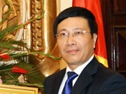 Foreign Minister pays visit to Laos