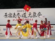 Vietnam joins Super Yosakoi festival in Japan