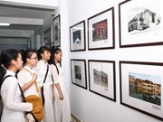 Vietnam's world heritages on display