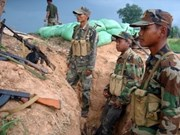 Cambodian troops pulled from border