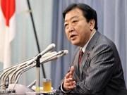Japanese Prime Minister names new cabinet