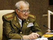 Cuban defence minister dies at 75