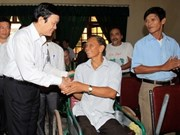 State President works with Nghe An province