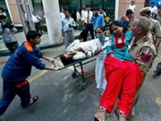 Vietnam condemns terrorist attacks in India