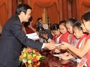 Children in focus on Mid-Autumn festival