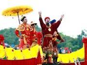 Kiep Bac - Con Son Autumn Festival begins