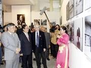 Exhibition commemorates Australian journalist