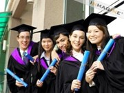 Graduates receives Erasmus Mundus scholarships