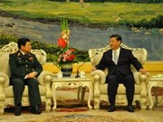 Vietnam, China advocate stronger defence ties