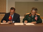 Second VN-US defence policy dialogue