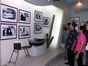 Exhibition spotlights sea, islands, navy