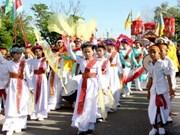 Cham people celebrate Kate festival in Binh Thuan