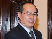 Delegates to VN-China people's forum welcomed