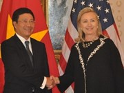 Vietnam, US discuss boosting bilateral partnership